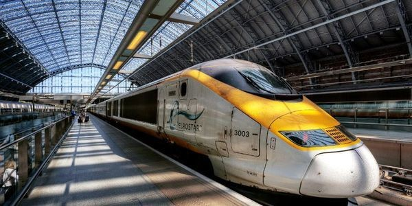 Passengers Furious As Eurostar Introduces New Alcohol Restrictions