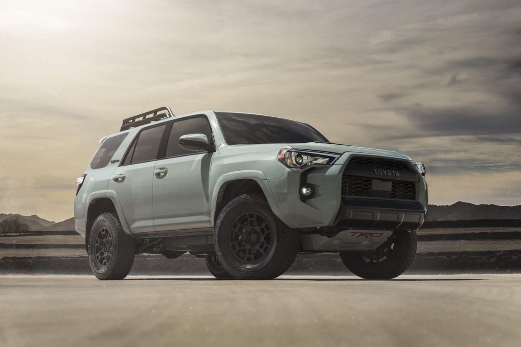 2021 Toyota 4Runner Test Drive And Review: Adventure 4Sale