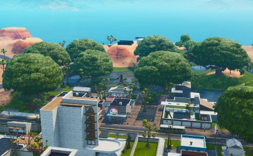 'Fortnite' Moisty Palms Visitor Tape Location: Where To Find The Visitor Tape In Moisty Palms
