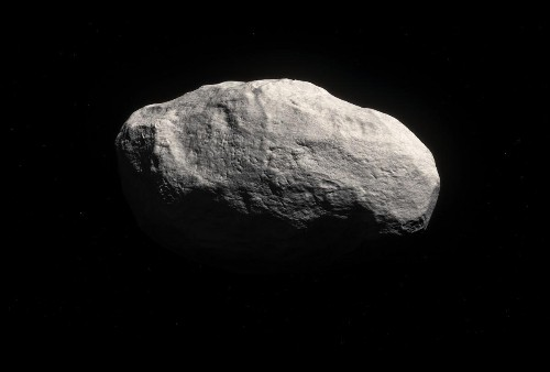 Unique Tailless Comet Was Made At The Same Time As Earth