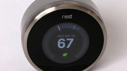 How Hackers Could Use A Nest Thermostat As An Entry Point Into Your Home
