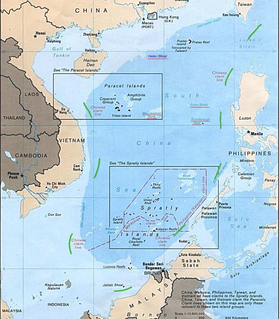 Daniel Yergin's 'New Map' Explains Why South China Sea Is A Flashpoint