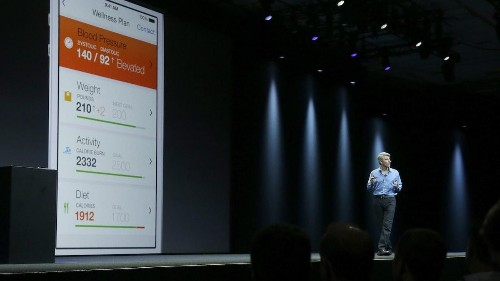 Apple's iPhone Just Stepped Closer To Shaping Your Health Costs