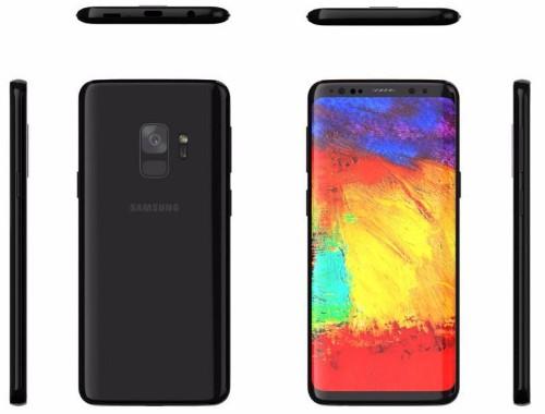 Galaxy S9 Exclusive: Samsung's New Design 'Confirmed'