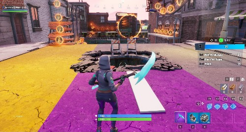 'Fortnite' Downtown Drop Challenge: Where To Find Jonesy In The Sewer