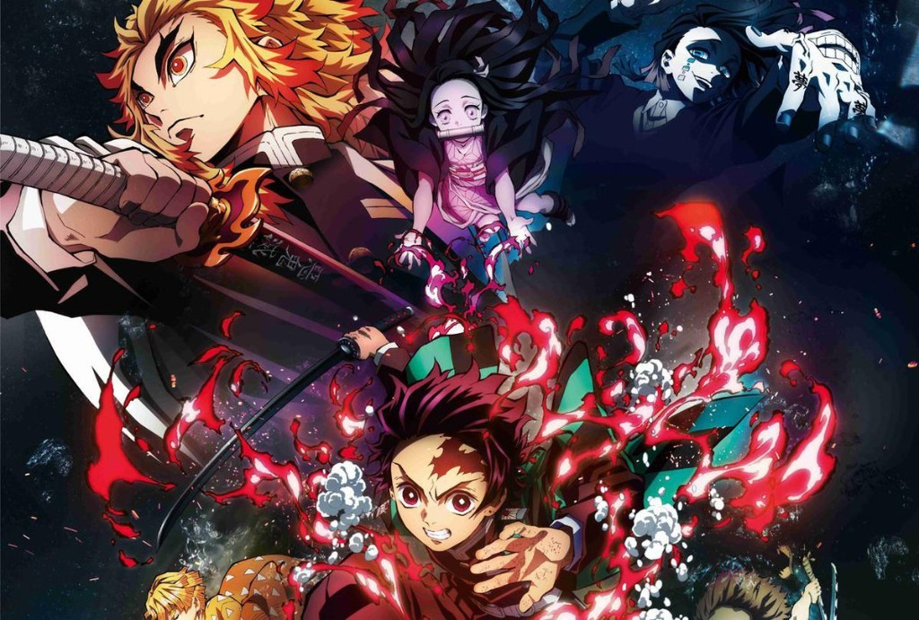 'Demon Slayer: Mugen Train' Breaks Japanese Box Office Records With A $44 Million Opening