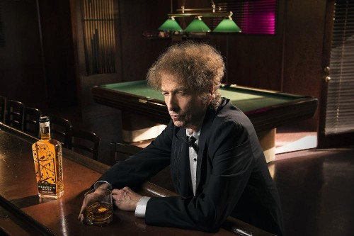 Bob Dylan And Whiskey: Music Icon Wins Rave Reviews For His Luxury Spirits
