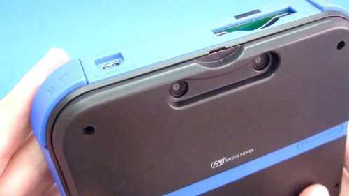 Mugen's 2DS XL Battery Doubles Playtime