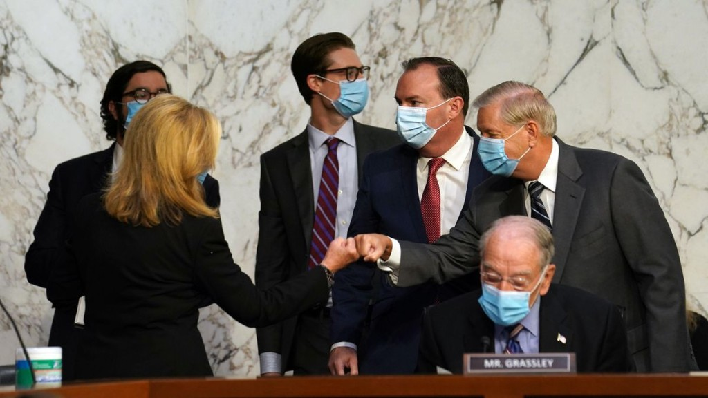 A Dozen Capitol Hill Lawmakers Have Tested Positive For Coronavirus In The Past Two Weeks