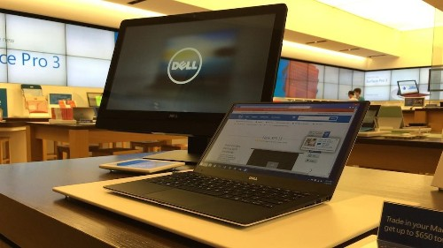 With Windows 10, Do Laptops Need Touch? (Dell Has Some Thoughts)