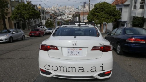 George Hotz's Self-Driving Car Startup Comma.ai Poaches Senior Tesla Engineer