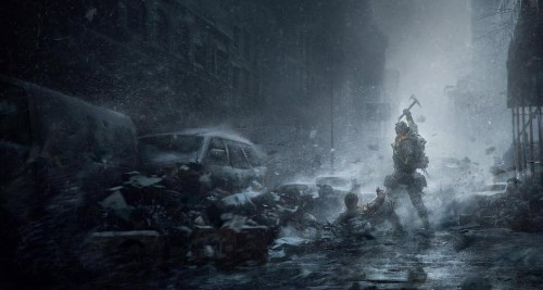 'The Division: Survival' DLC Review (Xbox One): Frozen Solid, Half-Baked