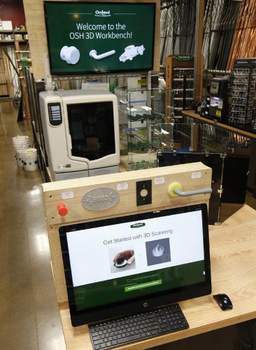 3D Printing Is Not A Fad -- Lowe's Companies Creates New Customer Experience