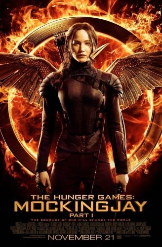 Review: 'The Hunger Games: Mockingjay Part I' Is Strictly Foreplay