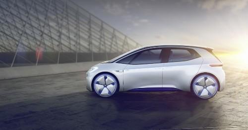 German Giants Lay Out Electric Car Battle Plans