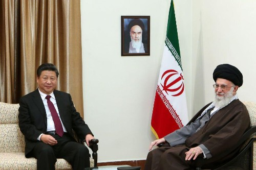 China's Giant $400 Billion Iran Investment Complicates U.S. Options