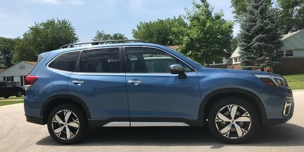 Review: The 2019 Subaru Forester Puts Safety First