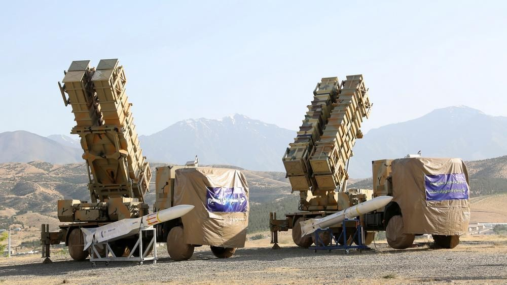 Israel Will Never Let Iran Upgrade Syria's Decrepit Air Defenses