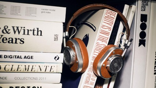 The Anti-Beats By Dre: Master & Dynamic's High Quality, Design-centric Headphones