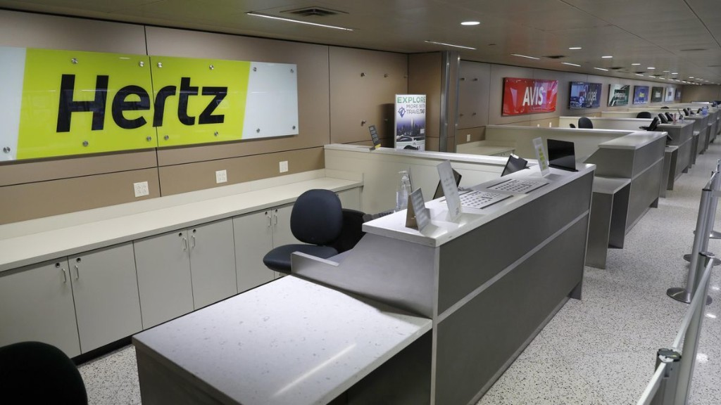 How Hertz Fooled Amateur Investors