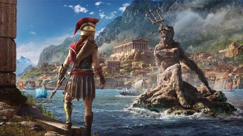 You Can Play 'Assassin's Creed: Odyssey' In A Web Browser: Sony and Microsoft Should Be Worried
