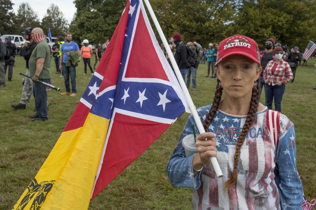 The Ugliness Of Racism, White Identity Politics And The Current Election