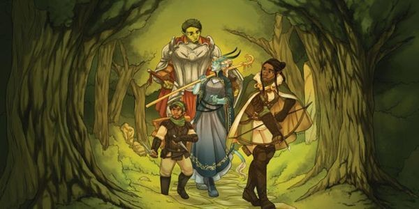 Support A D&D Adventure That Fights Cancer In Real Life