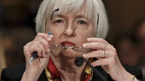Fed Cuts Monthly Asset Purchases To $55 Billion Maintaining Taper Pace, Market Awaits Yellen Remarks