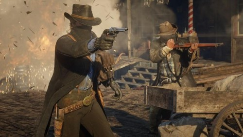 We Need To Talk About Red Dead Redemption 2's Enormous Epilogue Ending