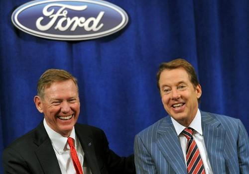 Alan Mulally: Ford's Mr. Discipline