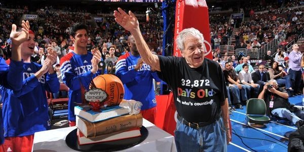 Count Stat Guru Harvey Pollack Among The Most Impactful Figures In Philadelphia 76ers History