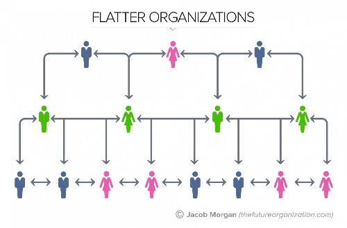 The 5 Types Of Organizational Structures: Part 2, 'Flatter' Organizations