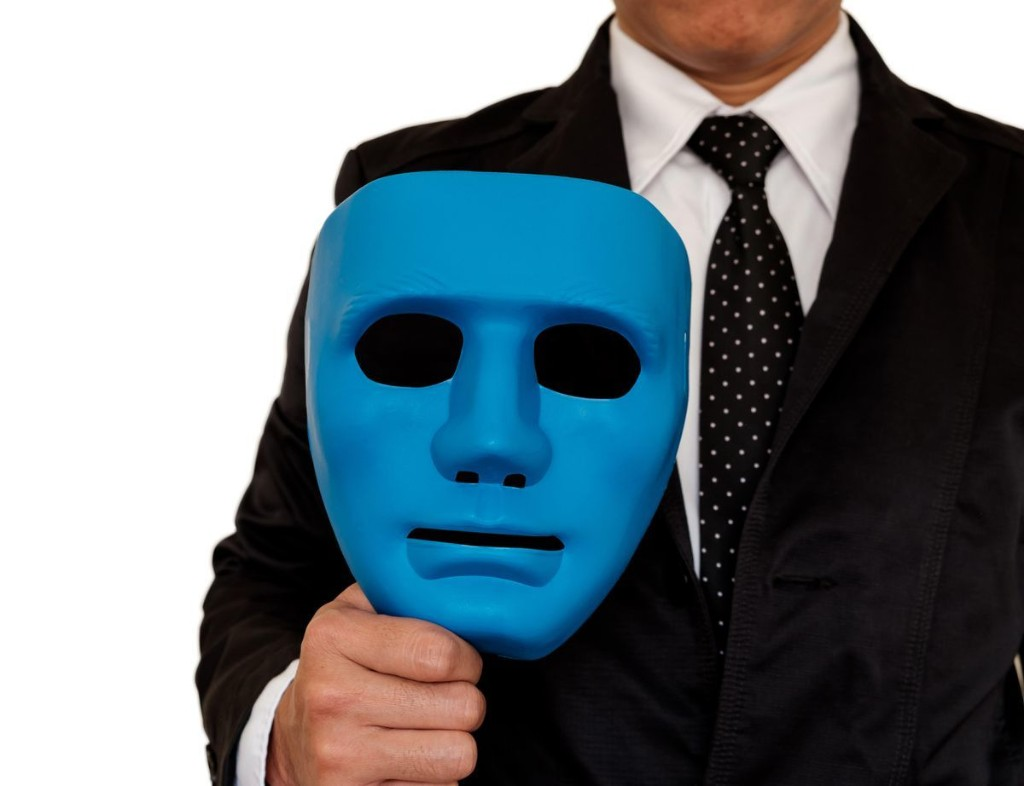 Did You Put On A Mask Long Before CoVid19?