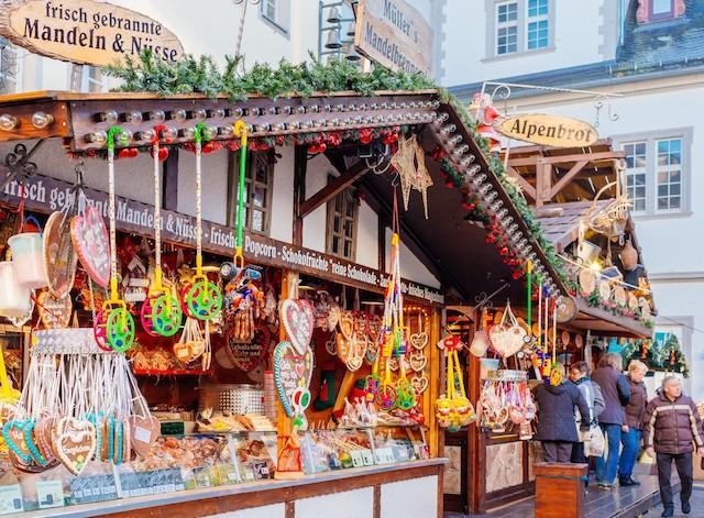 The Best Way To Visit Europe's Christmas Markets