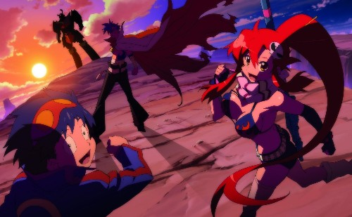 Gurren Lagann Still Piercing The Heavens With New BluRay Releases