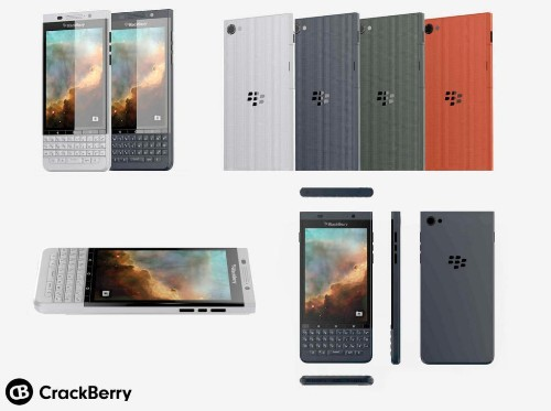 BlackBerry's Hail Mary Throw With Two New Smartphones