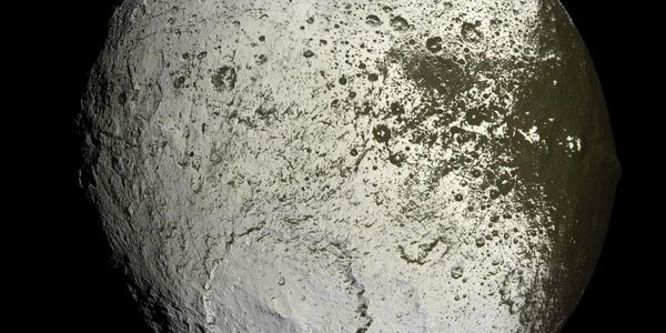 A 300 Year Old Mystery Solved: Why Saturn's Moon Iapetus Is Half-Light, Half-Dark