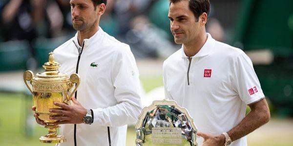 Novak Djokovic, Roger Federer To Meet For Spot In Semifinals Of Nitto ATP Finals