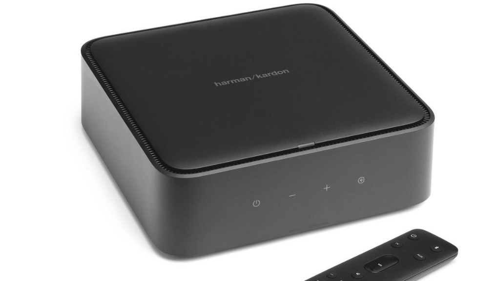 Harman Kardon Adds A New Digital Amp To Its Citation Lineup