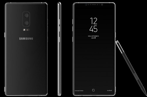 Galaxy Note 8 Suddenly Leaks Three Times