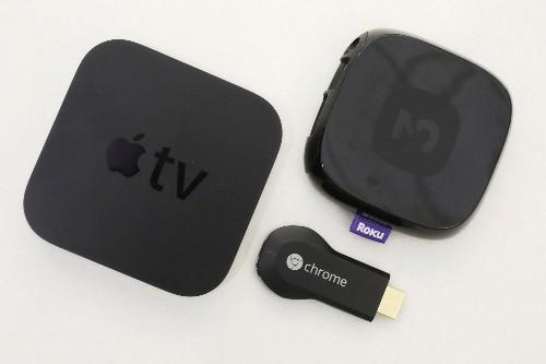 New Apple TV Vs. Roku 3 Vs. Fire TV Vs. Chromecast: Everything You Need To Know