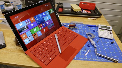 Three Reasons The Surface Pro 3 Is Struggling