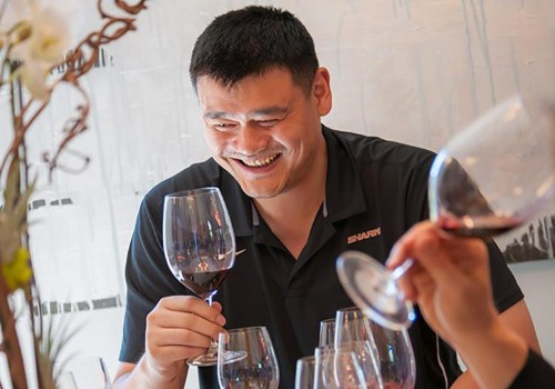 Tall Drink of Wine: Behind the Success of Yao Ming's Napa Valley Winery