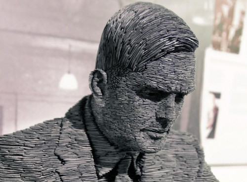 Alan Turing's Final Paper Inspires New Water Filtration Technology