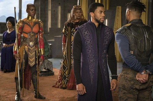 Box Office: Marvel's 'Black Panther' Tops $500M After Record $65M Third Weekend