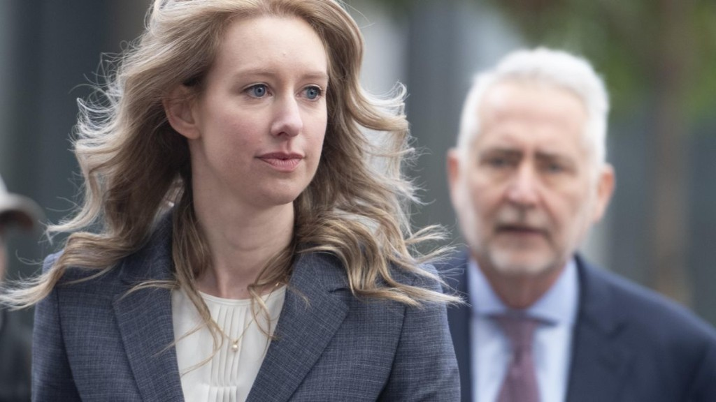 Former Theranos CEO Elizabeth Holmes To Stand Trial In March 2021