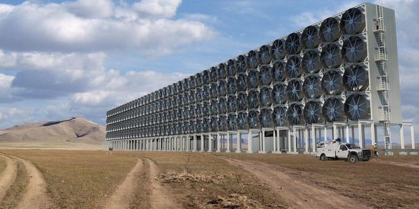 Carbon Engineering - Taking CO2 Right Out Of The Air To Make Gasoline