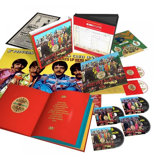The Beatles To Release Outtakes Showing 'Sgt. Pepper' Creation, 50 Years On