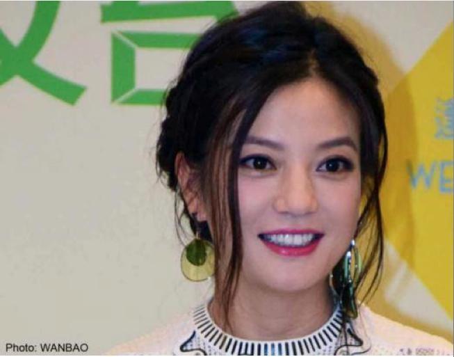 China's Billionaire Actress Zhao Wei