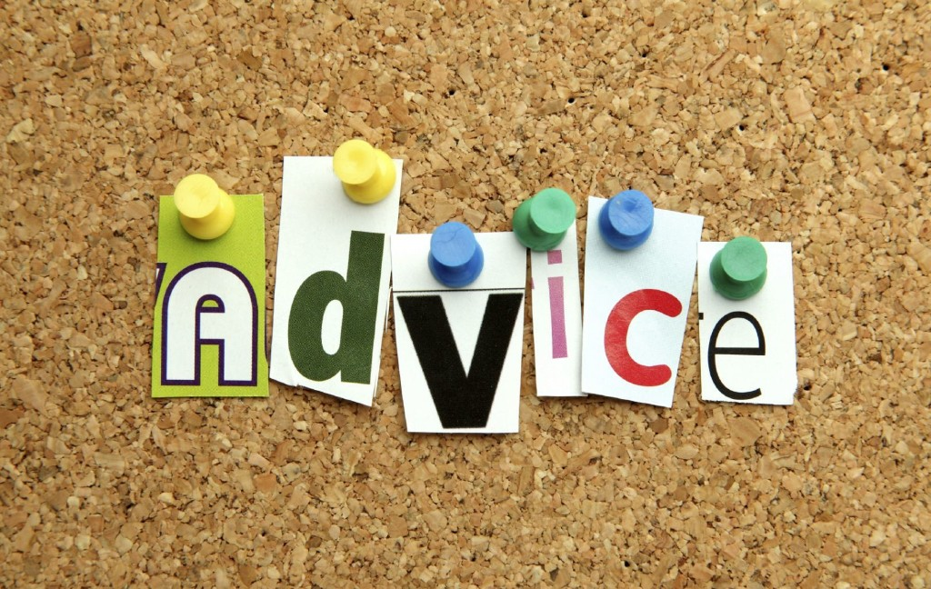 Advice - cover